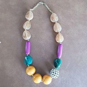 Celeste necklace from Anthropologie